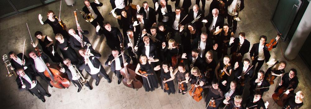 © Orkiestra Symfoniczna Filharmonii Kaliskiej, fot. Tomasz Wolff