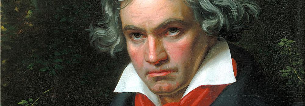 Ludwig van Beethoven — Joseph Carl Stieler, 1819–20, Beethoven-Haus