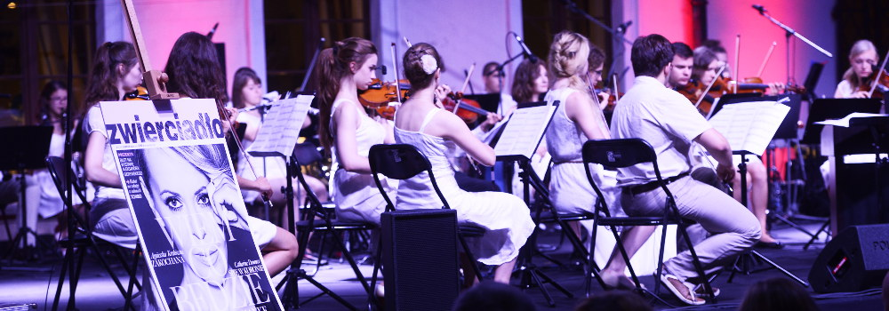 © Młoda Polska Filharmonia, Festiwal Dwa Brzegi, fot. Jarosław Antoniak