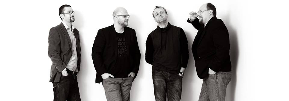 © Wójciński Szmańda Quartet, fot. Maciej Sypniewski