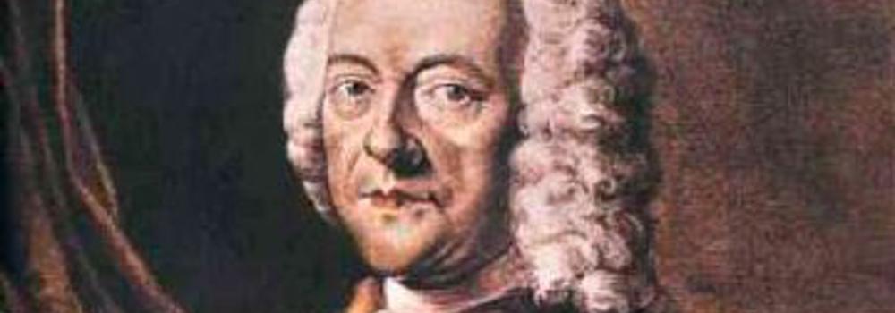 Georg Philipp Telemann — Valentin Daniel Preisler, 1750, wikipedia.org (CC BY-SA)