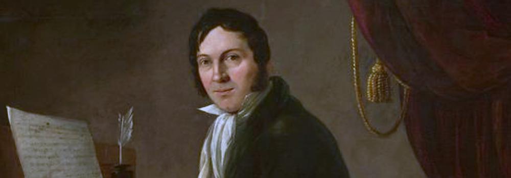 Karol Kurpiński — Aleksander Ludwik Molinari, 1825, Muzeum Narodowe w Warszawie, wikipedia.org (CC BY-SA)