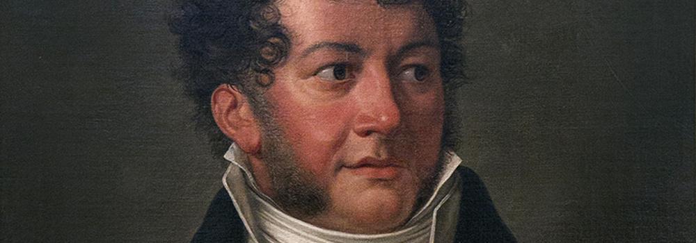 Michał Kleofas Ogiński — François-Xavier Fabre, 1805-06, Litewskie Muzeum Narodowe w Wilnie, wikipedia.org (CC BY-SA)