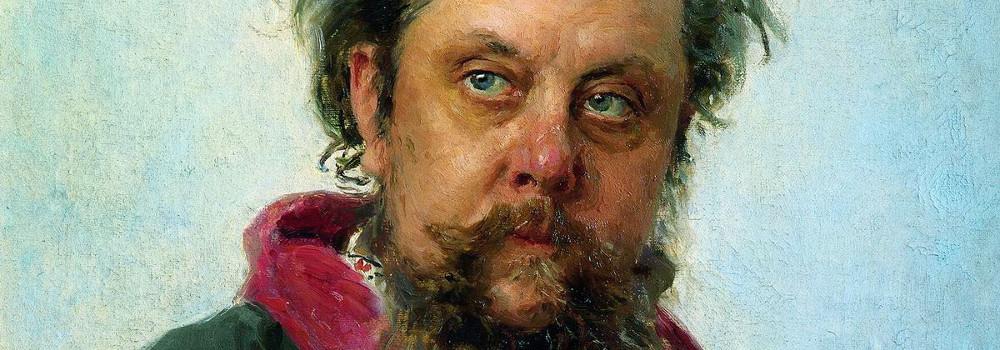 Modest Musorgski — Ilja Riepin, 1881, Galeria Trietiakowska w Moskwie, wikipedia.org (CC BY-SA)