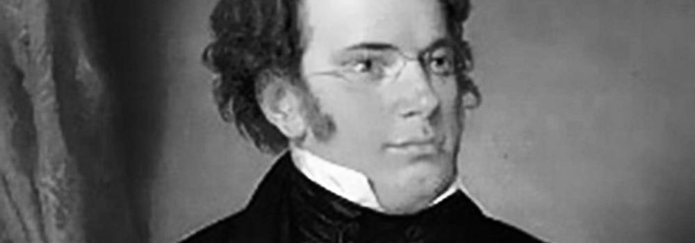 Franz Schubert — Wilhelm August Rieder, 1875, Historisches Museum der Stadt Wien, wikipedia.org (CC BY-SA)