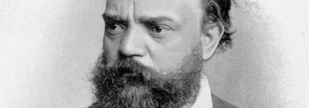 Antonín Dvořák — autor nieznany, 1882, wikipedia.org (CC BY-SA)