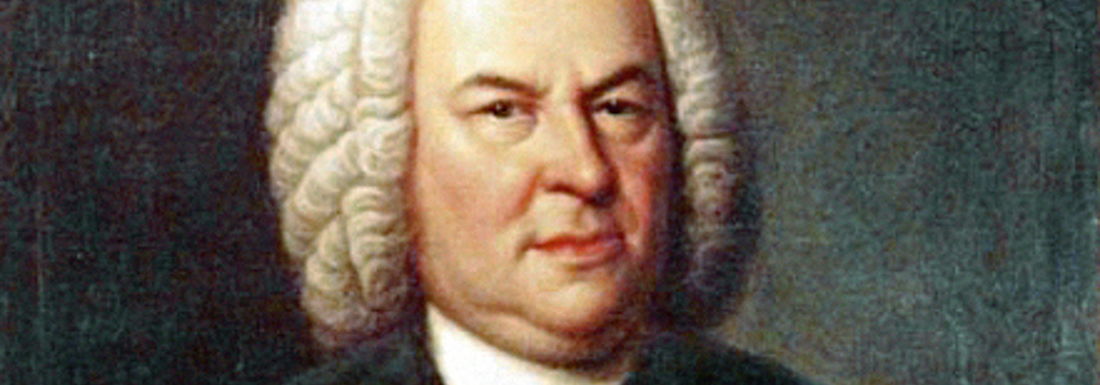 Johann Sebastian Bach — Elias Gottlob Haussmann, 1748, Bach-Archiv Leipzig, wikipedia.org (CC BY-SA)