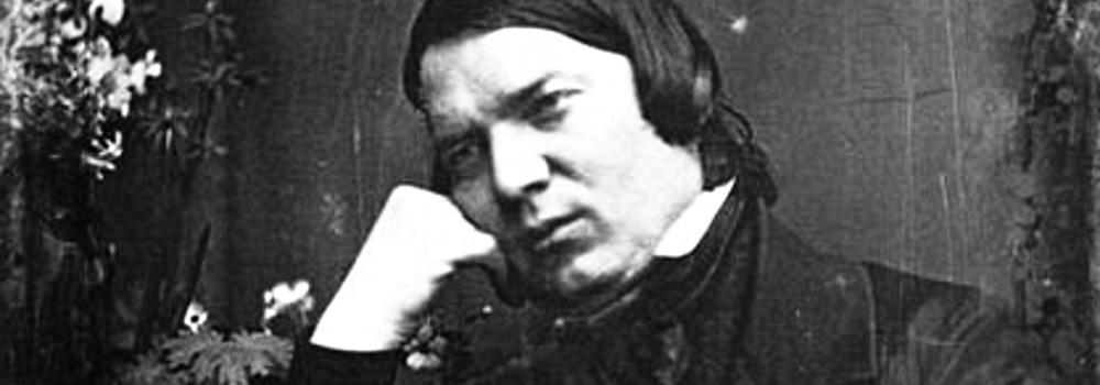 Robert Schumann — Johann Anton Völlner, 1850, wikipedia.org (CC BY-SA)